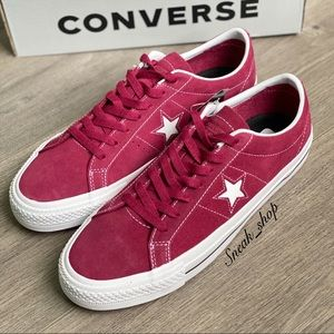 NWT Converse One Star Pro OX Mens Shoes